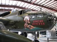 B-25; Gotta love nose-art.